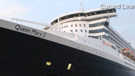 Queen Mary 2 mit Peter Maffay