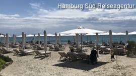 Strand am Sani Resort Chalkidiki