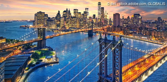 USA: New York - Stadt der Superlative