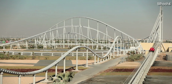 Ferrari World | Abu Dhabi